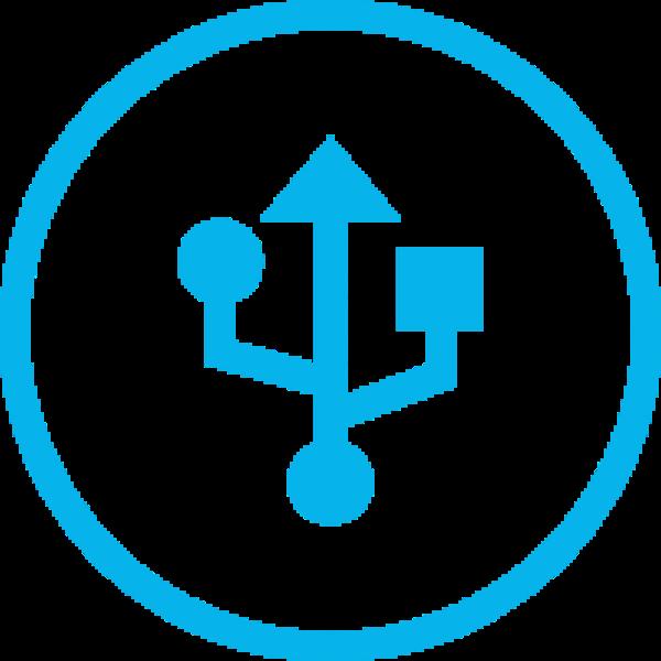 USB Stick Logo